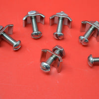 Corbin Speedometer Road Gear Clips. For Safety Bead Rims. Post 1930