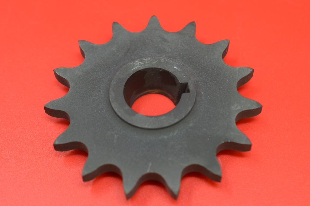 2025-13 HARLEY JD ENGINE SPROCKET 15 TOOTH  1912-1914 SINGLES & TWINS 520 CHAIN