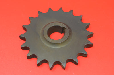 2027-15 HARLEY JD ENGINE SPROCKET 18 TOOTH  1915-1929 SINGLES & TWINS 530 CHAIN