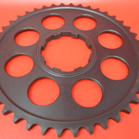 2042-15-530 HARLEY JD REAR WHEEL SPROCKET 42 TOOTH 530 CHAIN 1915-1924 3 SPEEDS