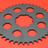 2043-15-520 HARLEY JD REAR WHEEL SPROCKET 43 TOOTH 520 CHAIN 1915-1924 3 SPEEDS