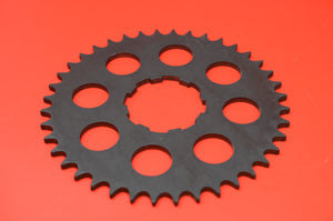 2044-15-520 HARLEY JD REAR WHEEL SPROCKET 40 TOOTH 520 CHAIN 1915-1924 RACERS