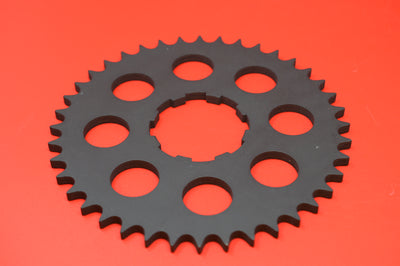 2044-15-530 HARLEY JD REAR WHEEL SPROCKET 40 TOOTH 530 CHAIN 1915-1924 3 SPEEDS