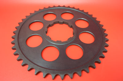 2045-15-530 HARLEY JD REAR WHEEL SPROCKET 44 TOOTH 530 CHAIN 1915-1924 3 SPEEDS!