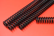 2617-25 HARLEY JD FRONT FORK TUBE SPRINGS UPPER & LOWER SPRINGS. 1922-1929