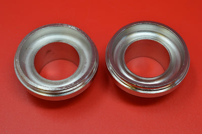 2751-16 HARLEY JD HEAD CUPS, UPPER & LOWER 1916-1929 ALL MODEL TWINS