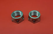 3929-16 Front Hub Cone Lock Nuts 1916-1920 Harley Twins