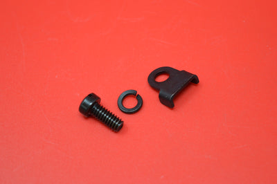 3345-09K HARLEY JD CONTROL CABLE CLAMP KIT TWINS 1910-1915