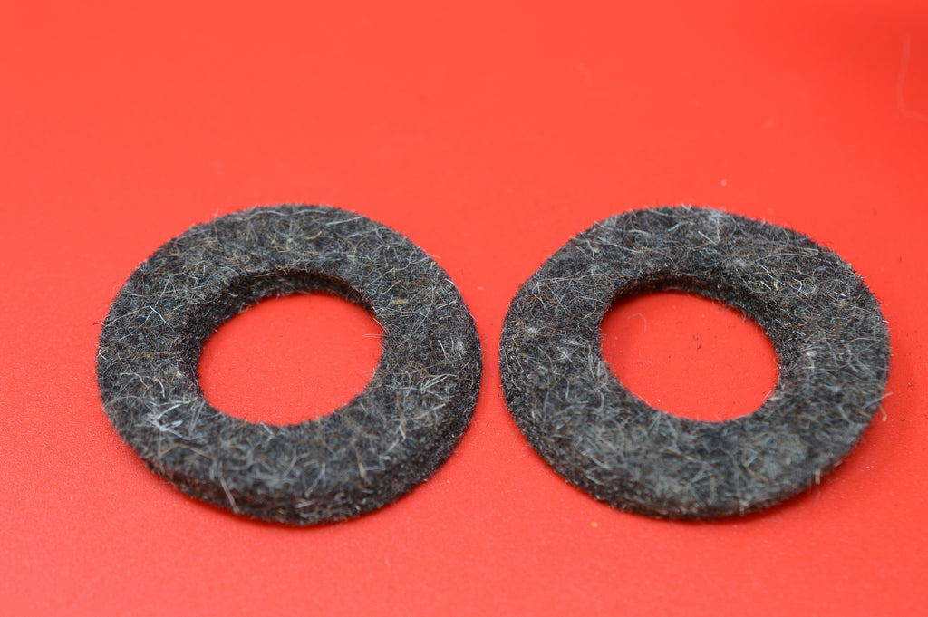 3977-23 HARLEY JD REAR WHEEL FELT WASHER 1923-1929 TWINS