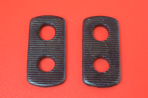 435-19 Harley JD Engine Case Clamp Plates (2) Fit 1909-1929