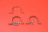 AJ6-CJ5 HARLEY JD TOOLBOX CLAMPS 1911-1914 TWINS & SINGLES & 11E 16B 16E 17B 17E