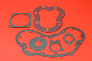 MB21GS - HARLEY MODEL B 1926-1932  21 CUBIC INCH 350 CC ENGINE GASKET SET
