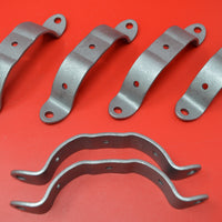 N2844 Mud Guard Crown Clips. (Fender Brackets) Front and Rear Brackets. Indian Power Plus 1917-1921