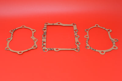 TGS - Transmission Gasket Set 1916 to 1936 Top and Side Gaskets Harley JD VL