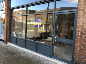 Shopfront at Northgate Wakefield