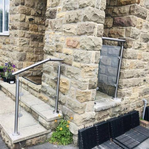 Emley Balustrade & Handrails