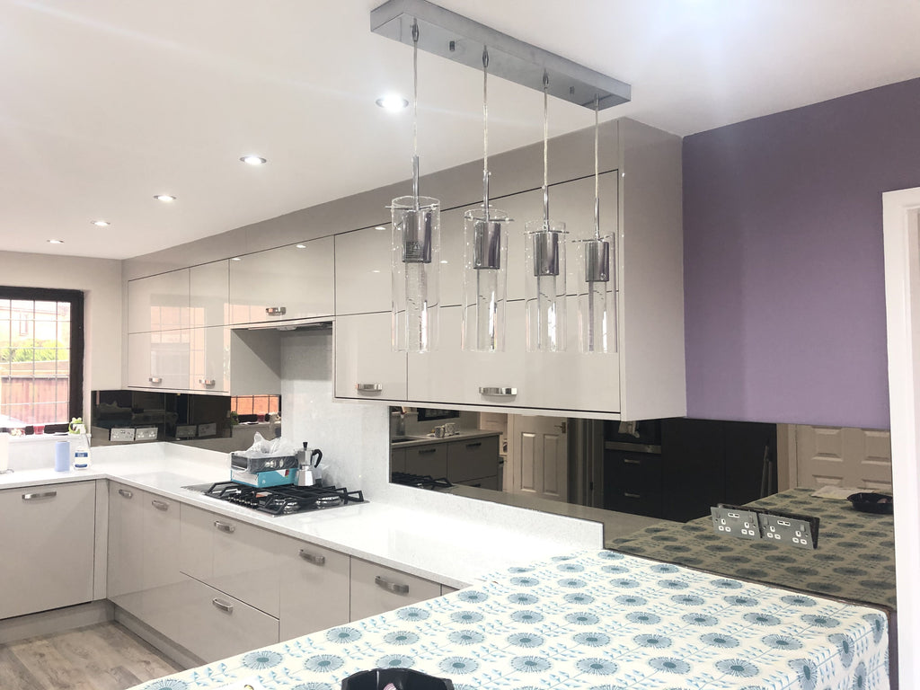 Glass splashbacks Wrenthorpe