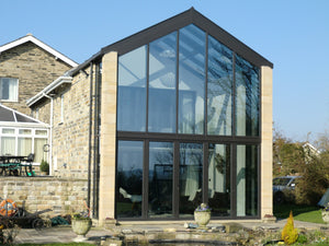 Upper Denby Sunroom & BiFolding doors