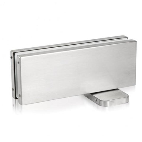 Self-closing Patch Fitting - Heavy Duty - Wakefield Glass & Aluminium