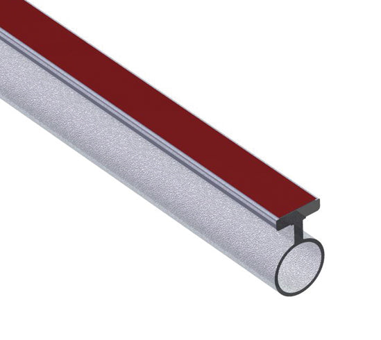 Sealing Strip self-adhesive with bellows for 8 - 12 mm - Wakefield Glass & Aluminium