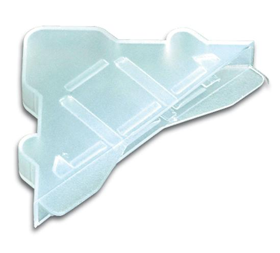 Corner protector for glass & panels - Wakefield Glass & Aluminium
