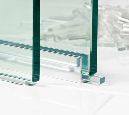Set Transparent Setting and Distance Strips (packers) - Wakefield Glass & Aluminium