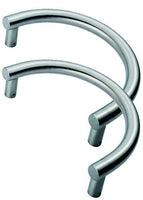 CONTEMPORARY STAINLESS STEEL PULL HANDLES - Wakefield Glass & Aluminium