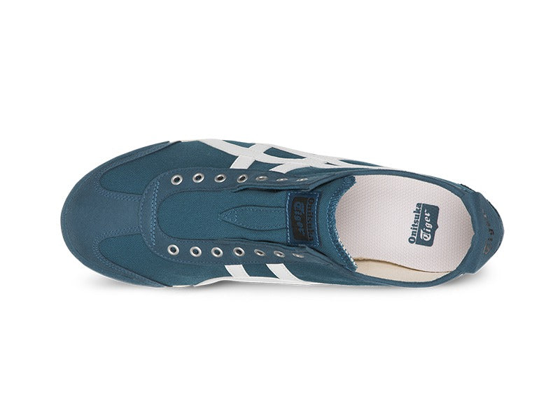 Onitsuka Tiger - Mexico 66 Slip-On, Ink Blue/White
