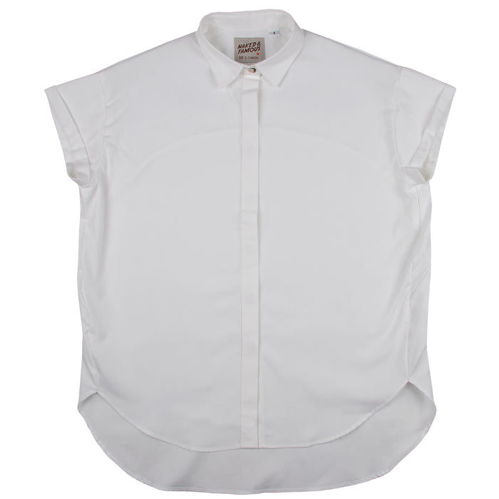 Naked & Famous - Bubble Blouse - Giza Cotton