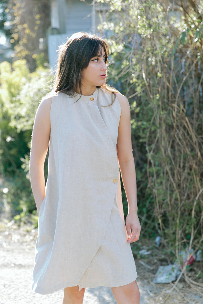 Cedar & Vine - Wrap Dress