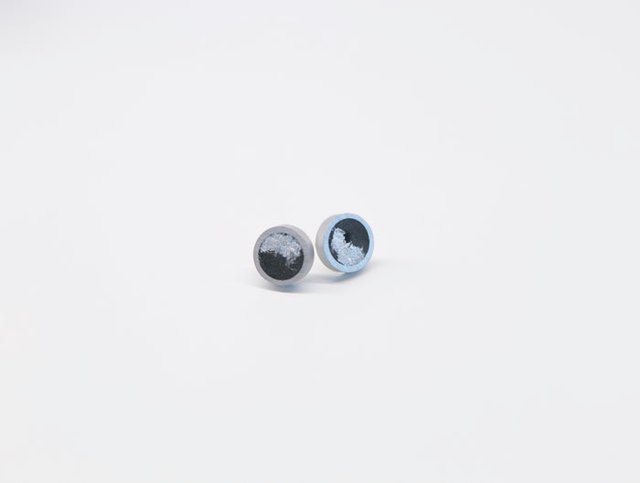 dconstruct - Concrete Stud Earrings