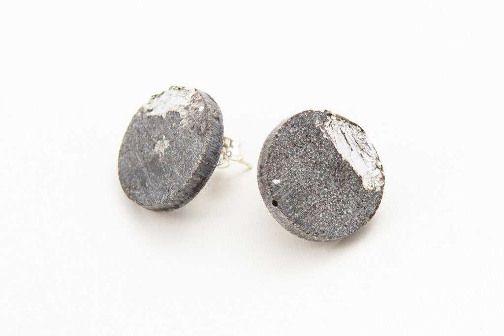 dconstruct - Concrete Earrings, Large