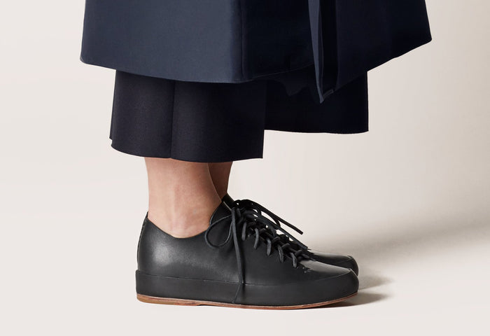 FEIT - Hand Sewn Low Black