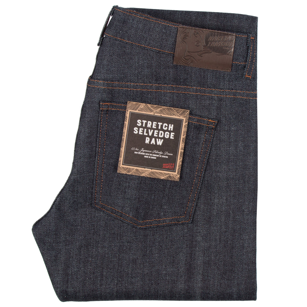Naked & Famous - The Boyfriend Stretch Selvedge