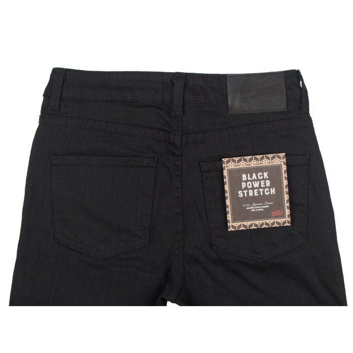 Naked & Famous - The High Skinny Black Power Stretch