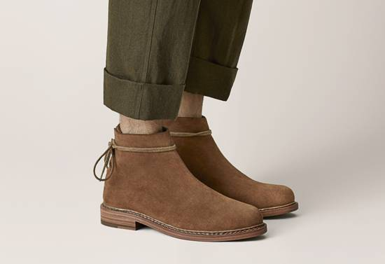 FEIT - Wrap Boot Dark Tan