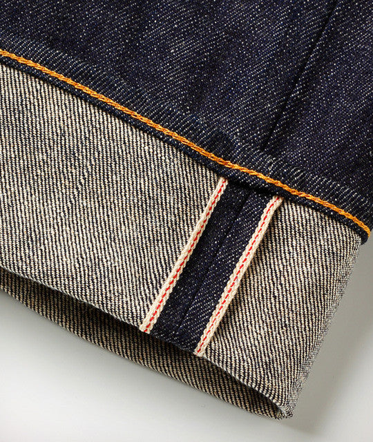 Japan Blue - 12.5oz African Cotton Tapered