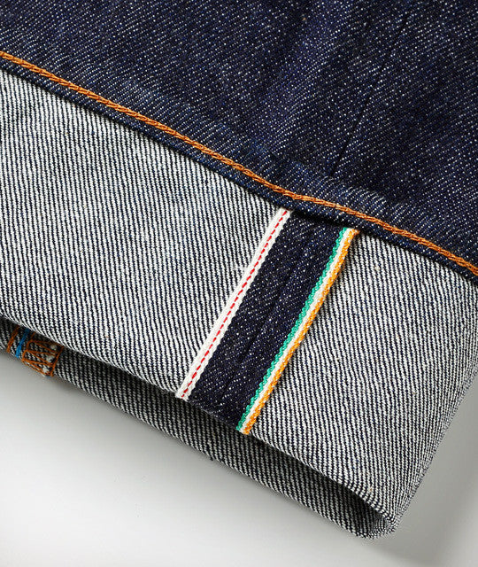 Japan Blue - 13.5oz Côte d'Ivoire Tapered