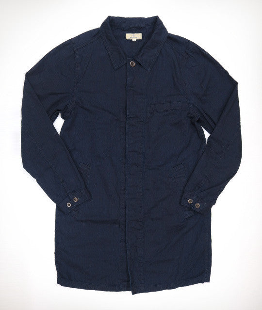 Japan Blue - Shop Coat - Deepblue Denim