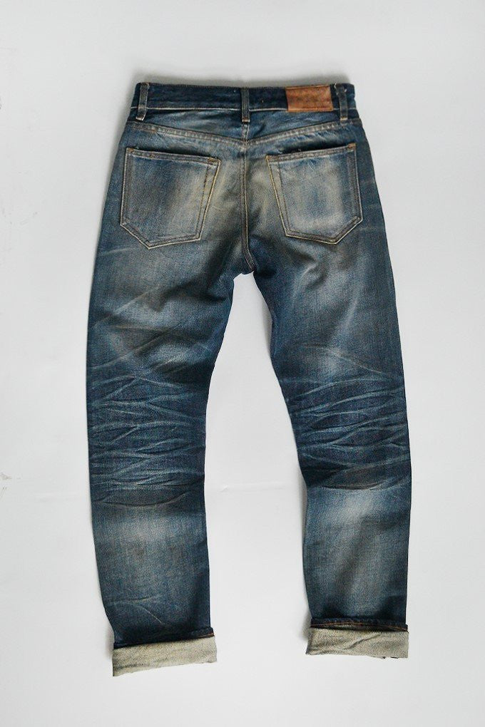 Norman Russell - Cookie Denim