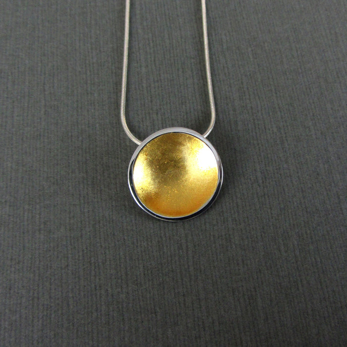 Jessie Phoenix - Small Eclipse Necklace