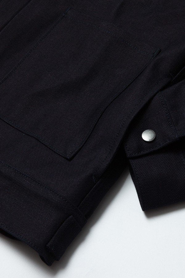Norman Russell - Cooper Jacket, Navy Canvas