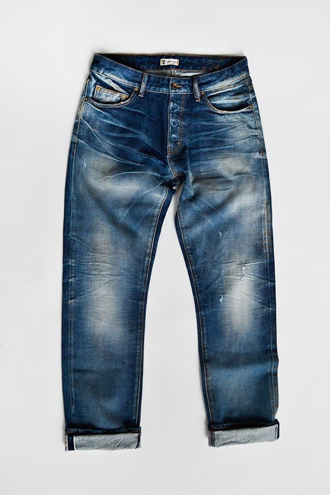 Norman Russell - Hammer Denim