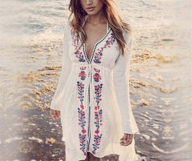 New Arrival Women's Beach Cover up Dress