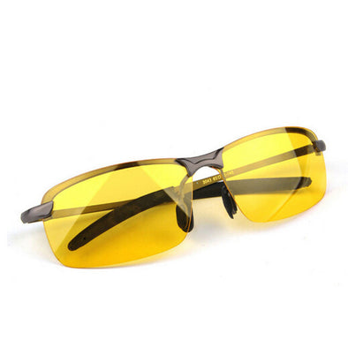 Night Vision Anti-Glare Sunglasses