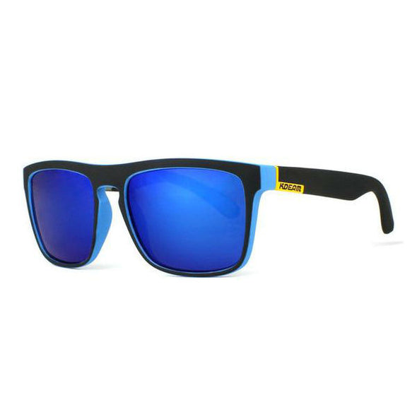 Polarized Flat Top Sunglasses