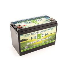 RB100 Lithium iron phosphate Rv Deep Cycle Battery