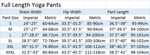 947245c91  These sizing charts are for reference only. Fit may vary depending on the  construction and materials of the product.