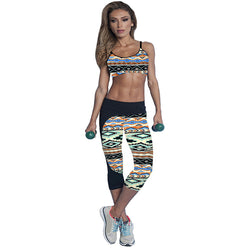 Beautiful Yoga Capri Leggings