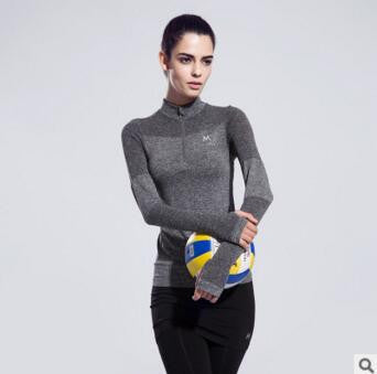 Quick Dry Yoga Jackets